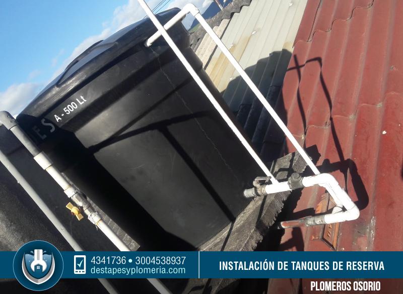Instalaci n de tanques de agua potable a reos o subterraneos for Como fabricar tanques de agua para rusticos