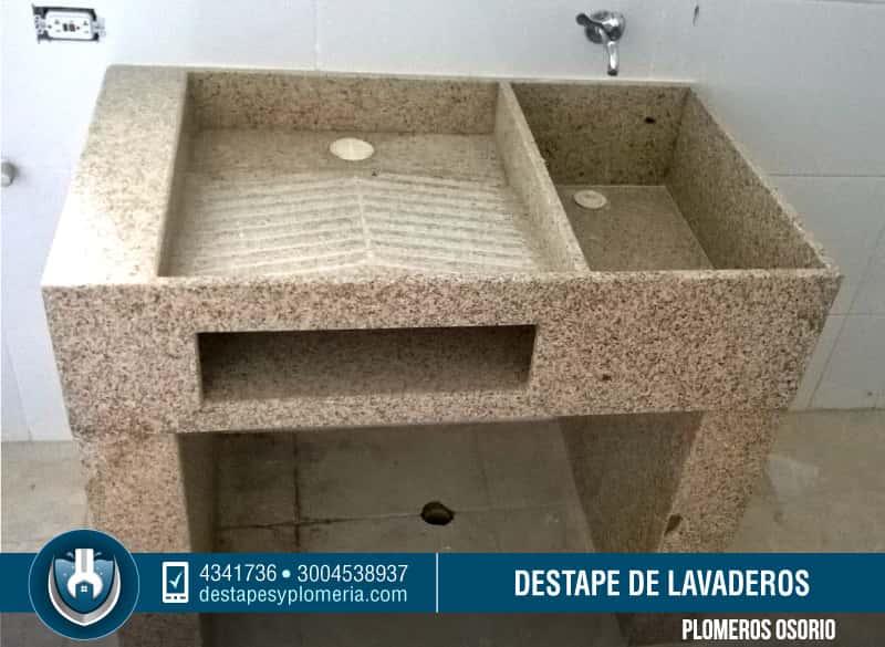 Servicio de destape de lavadero mantenimiento instalaci n for Imagenes de lavaderos de ropa