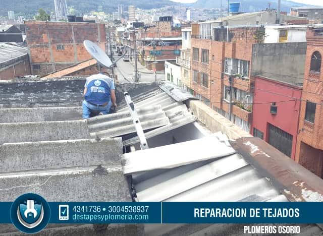 instalaci n de tejados tejas y cubiertas arreglo de